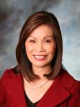 Headshot of Carol Wang