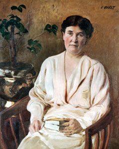 Willa Cather Portrait Image