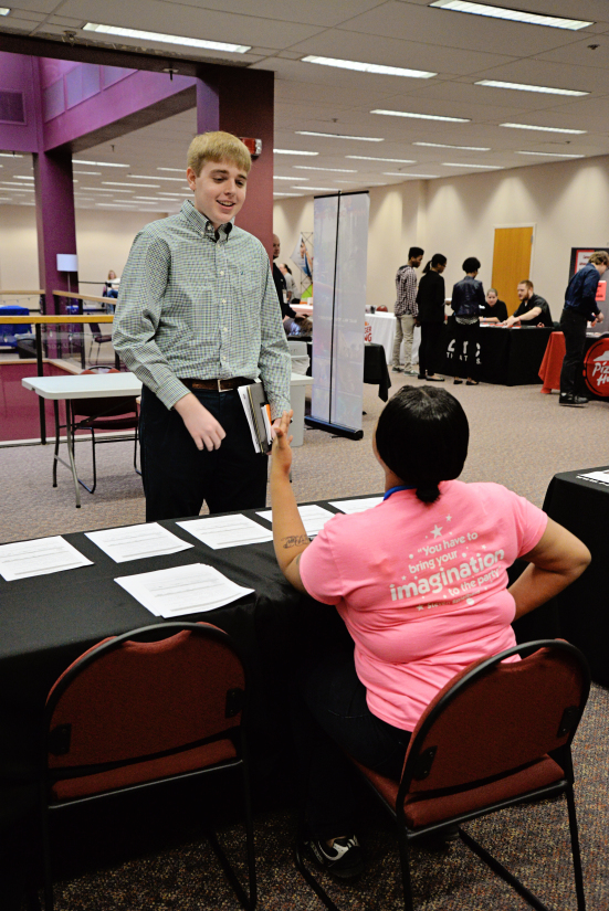Teen Job Fair For Ages 16